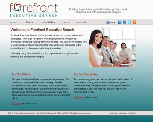 Forefront Executive Search