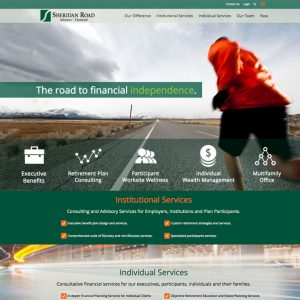 financial advisor compliant website